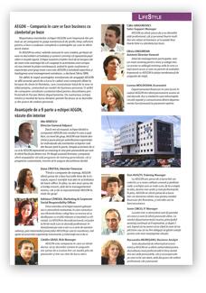 Revista Primm Asigurări & Pensii, Reportaj / Interviu, iulie - august 2011 - 2