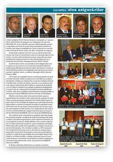Revista Primm Asigurări & Pensii, Eveniment, octombrie 2009 -2