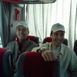 RBL 2004, cu prietenul si colegul meu Vali Voicu
