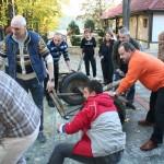 Teambuilding Eureko 2012 - Snagov 3